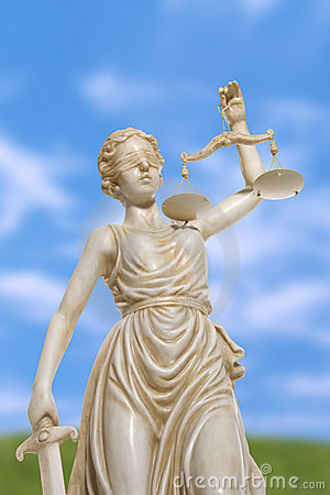 Free Lady Justice Statue Royalty Free Stock Images - 1957759