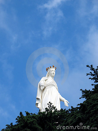 Lady of Lebanon, Harissa