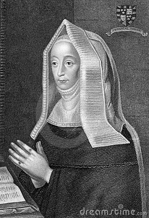 Lady Margaret Beaufort Editorial Stock Image