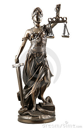 Free Lady Of Justice Stock Images - 10165984