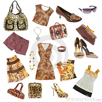 Free Lady S Clothes Stock Photography - 2786712