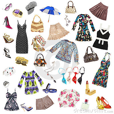 Free Lady S Clothes Stock Photo - 5070790