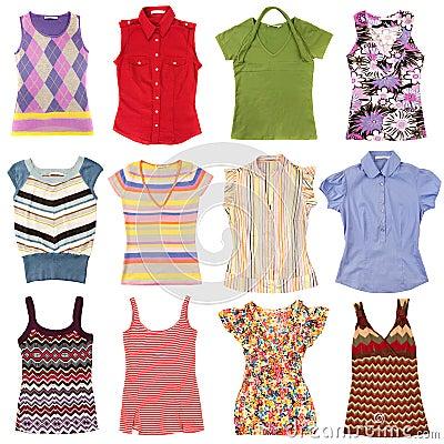Lady s clothing