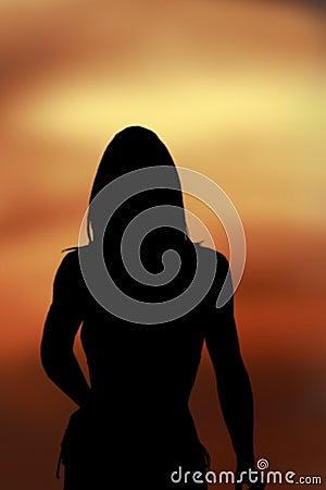 Lady Silhouett