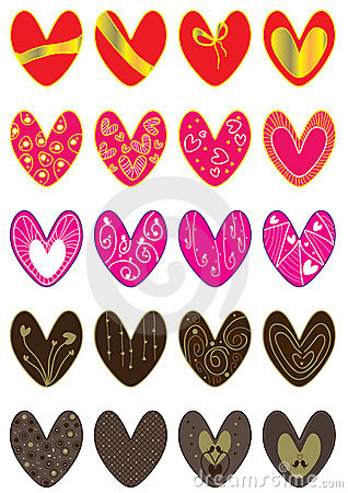 Lady Valentine Love Sets_eps