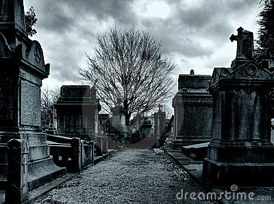 Laeken cemetery in Brussels