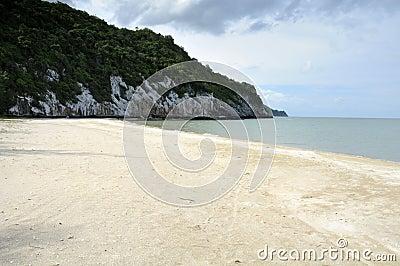 Laem Sala beach, Thailand