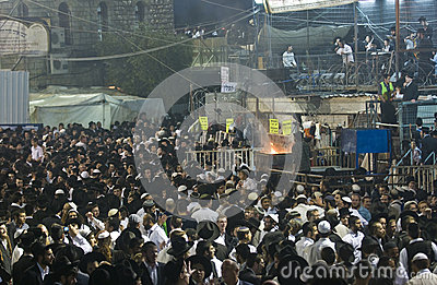Lag Ba omer Editorial Photography