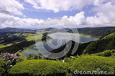 Lagao do Furnas, Sao Miguel, Azores