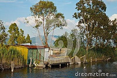 Lago de Massaciuccoli