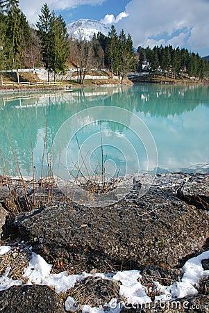 Lago di Barcis, Friuli