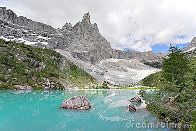Lago di Sorapiss - Italian Dolomites