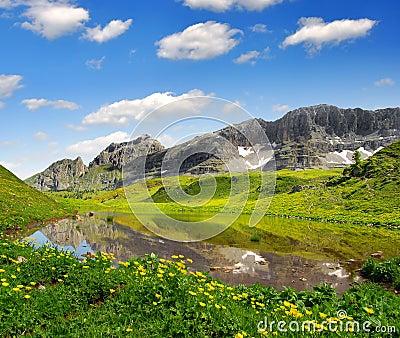 Lago di Spinale