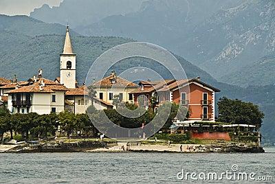 Lago maggiore, Fishers Island