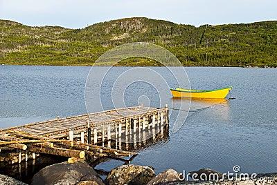 Lago quieto