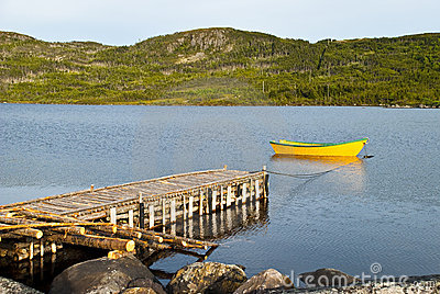 Lago reservado