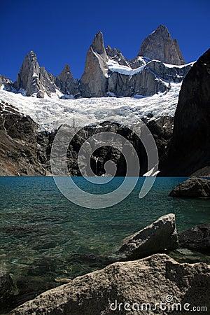 Lago Sucia and Mount Fitz Roy, Argentina