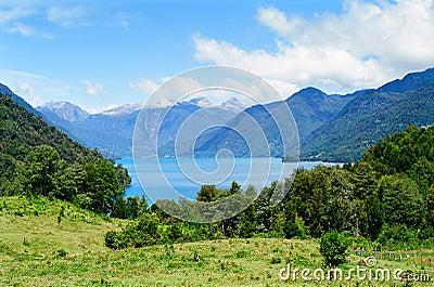 Lago Todos los Santos, Chile