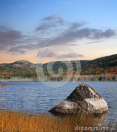 Lagoa da angra do selo