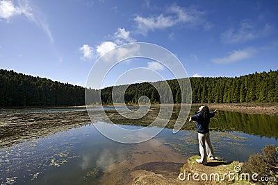 Lagoa do Can�rio