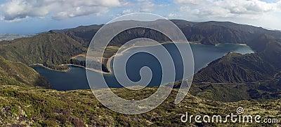 Lagoa do Fogo, San Miguel, Azores