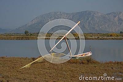 Lagoon Boat