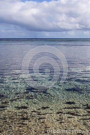 Lagoon colours