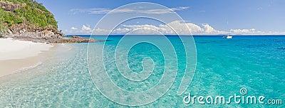 Lagoon panorama
