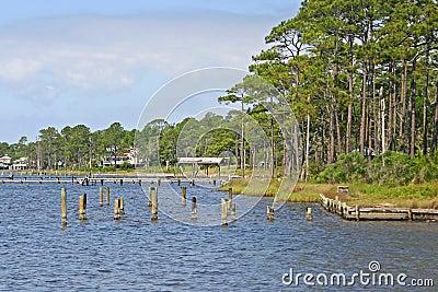 Lagoon Shore