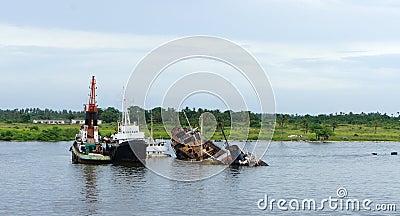 Lagos river