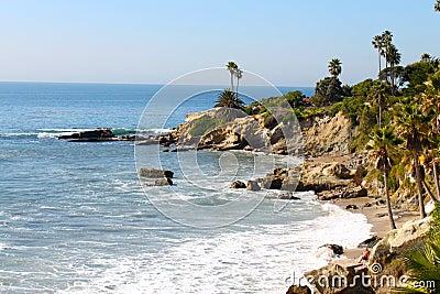 Laguna Beach Coast