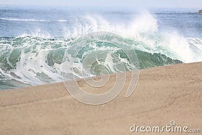 Laguna Beach Shorebreak