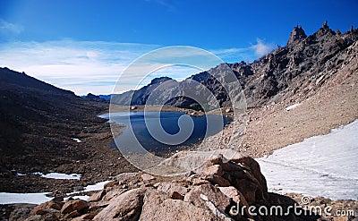Laguna Schmoll in Argentina