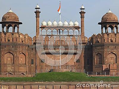 Lahore Gate in Delhi - India