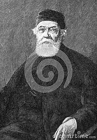 Free Lajos Kossuth Stock Image - 21102141