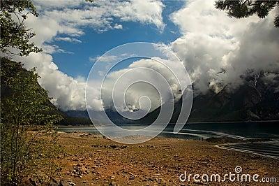 Lake Agnes. Canada
