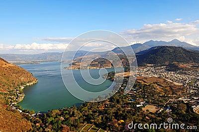 Lake Amatitlan
