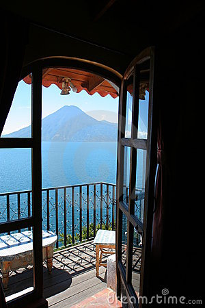 Lake Atitlan View