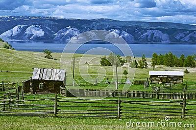 Lake of Baikal