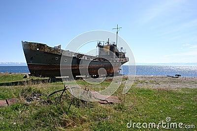 Lake Baikal, Irkutsk Oblast, Siberia, Russia