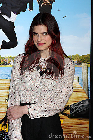 Lake Bell Editorial Photography