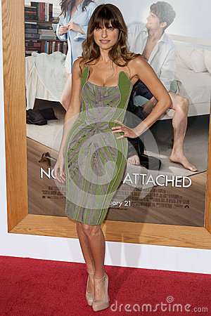 Lake Bell Editorial Stock Image