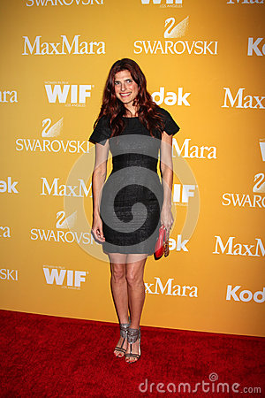Lake Bell arrives at the City of Hope s Music And Entertainment Industry Group Honors Bob Pittman Event Editorial Stock Photo