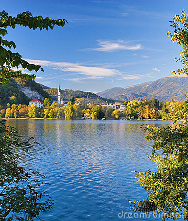 Lake Bled - Slovenia in Autumn