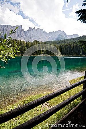 Lake of Caress - Dolomiti