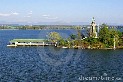 Lake Champlain Lighthouse