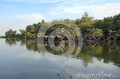 Lake in Chiang Mai