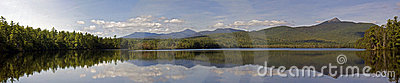 Lake Chocorua Panorama