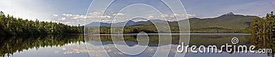 Lake Chocorua Panorama