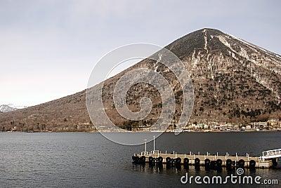 Lake Chuzenji, Nikko National Park, Japan
